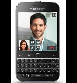 BlackBerry Classic - 16 GB - Black - tochscreen