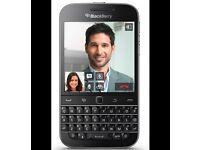 BlackBerry Classic - 16 GB - Black - tochscreen