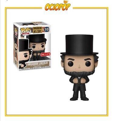 Funko Pop Abraham Lincoln Exclusive - American History
