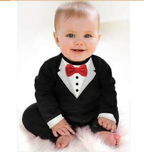 Baby Boys' Suits & Sport Coats. Family reunions, holidays, and other celebrations call for dapper outfits for little boys. Let Amazon help you find just the right one, whether it's a sports jacket or vest and matching pants or a full mini-tuxedo set.