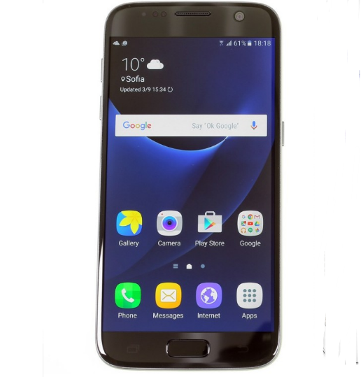 как выглядит Original Unlocked Samsung Galaxy S7 SM-G930F Smartphone Black Accessories Gift фото