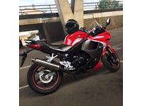 Hyosung GT125R Motorcycle
