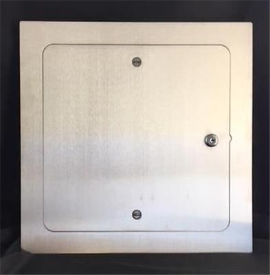 12x12 Locking Universal Metal Access Panel Door W Frame - Wall Ceiling Hatch