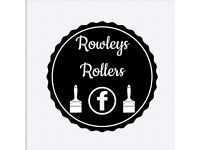 Rowleys rollers decorating and painting