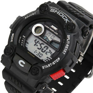 Fashion-Sports-Calendar-Waterproof-Men-Led-Digital-Electronic-Wrist-Watch-Male