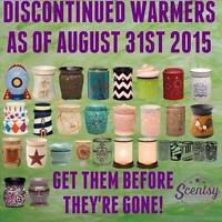 SCENTSY- PLACING AN ORDER TOMORROW JULY 31ST