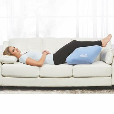 Contour 2-in1 Inflatable Leg & Knee Relief Support Cushion -