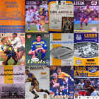 Leeds Rhinos Rugby League Programmes
