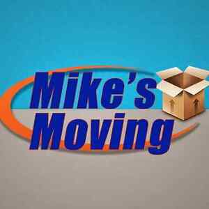Mike's Small Moves/ Delivery's, And Junk Removal Kitchener / Waterloo Kitchener Area image 1