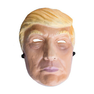 Maschera Presidente Stati Uniti d'America USA Mask Donald Trump Funny Fashion