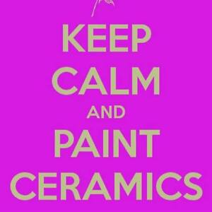 Ceramics Painting for all ages.