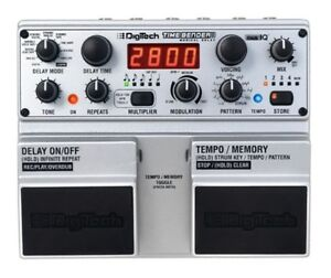 Delay Pedal* Digitech Time Bender* Neuf * BEST PRICE