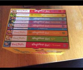 NAUGHIEST GIRL BOOKS