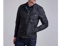 New Barbour Limited edition Waterproof and quilt jacket