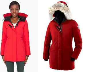 Brand NEW Women's Canada Goose Jacket Winter Parka VICTORIA Med.