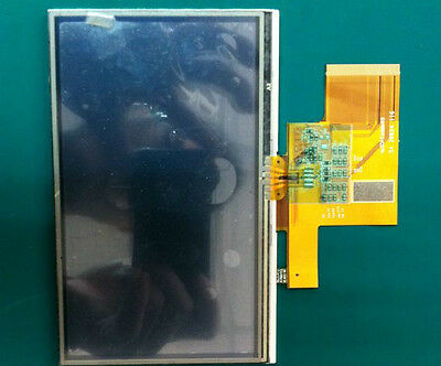FULL LCD Screen Display+ Touch Screen Glass Panel Assembly For A043FW03 A043FWO3