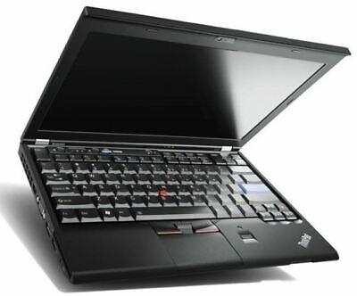 "Laptop Windows - Lenovo X220 Laptop (Intel i5, 8GB, 128GB SSD) - Windows 10 Pro (Small 12.5"")"