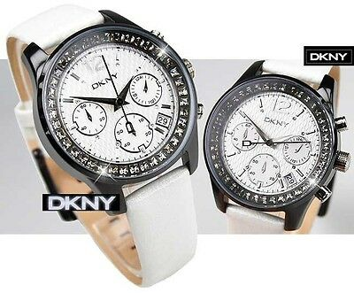 DKNY LADIES CHRONOGRAPH COLLECTION CRYSTALS NY4361