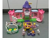 Fisher-Price little people castle set
