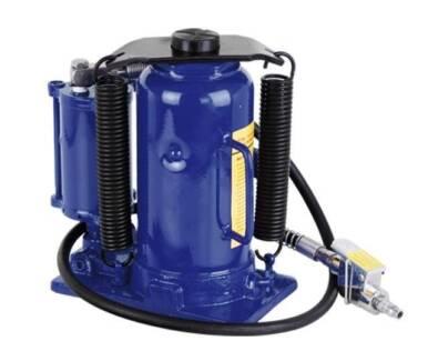 BOTTLE JACK – Air Hydraulic – 20 ton (Orange) Part No.: LHJB20