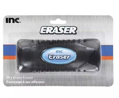 New Inc Eraser For Whiteboards And Dry Erase Surfaces