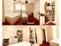 A huge double room near Camberwell college, LCC, goldsmiths