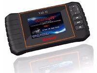 iCarsoft VAG II for Audi / VW / Seat / Skoda Diagnositcs SRS ABS Brake obd2