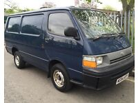 Toyota hiace compact diesel 1995