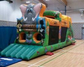 32x10 bouncy castle