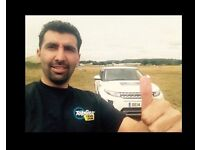 Professional Driving Lessons - MnM Driving School