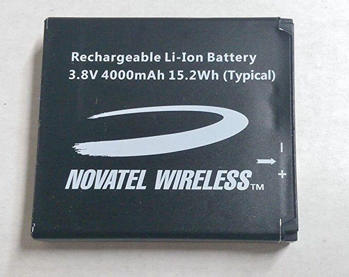 Original Novatel Jetpack MiFi 6620L 6630L Battery Mobile Hot