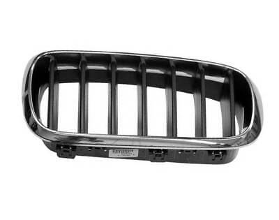 BMW 2014-2016 X5 F15 Front Left Driver Grille Genuine 51 13 7 294 485 NEW