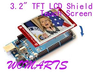 3-2-TFT-LCD-Shield-with-Touch-Screen-TF-Reader-for-Arduino-Mega-2560-R3-A132