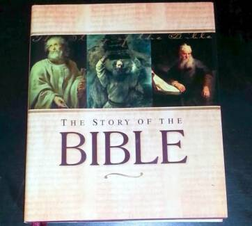 """""""The Story of the Bible"""" book"""