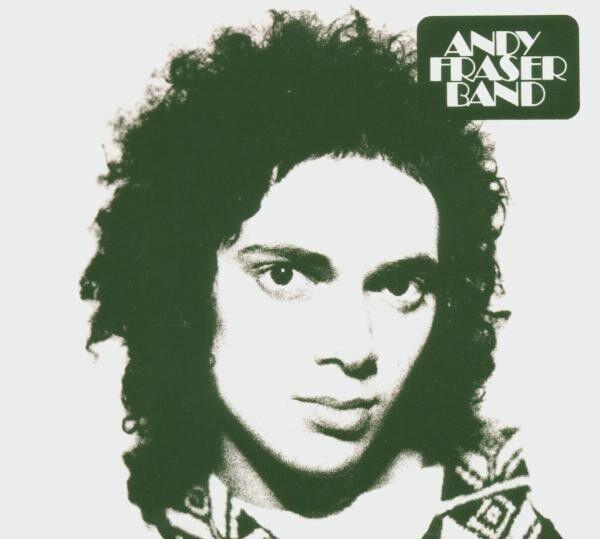 ANDY BAND FRASER - ANDY FRASER BAND  CD NEU