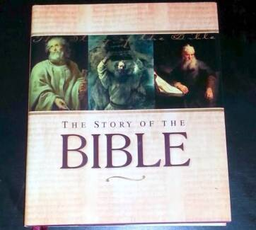 """The Story of the Bible"" book"