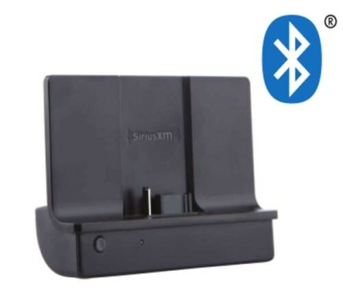 SiriusXM Bluetooth PowerConnect Vehicle Dock SXBTD1V1
