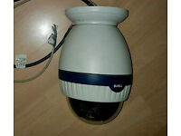 Sunell professional full 360 PTZ dome camera external or internal use (Bath)