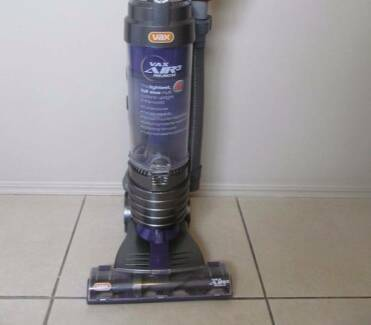 VAX AIR RICH BAGLESS UPRIGHT MOTORISED HEAD VACUUM CLEANER IN VER