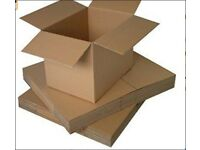 XLarge Brown Cardboard Packaging Boxes