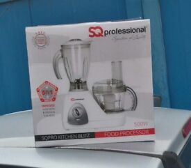 SQPro Kitchen Blitz 500W Food Processor