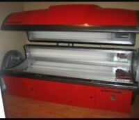 Various High End Commercial Tanning Beds for Sale