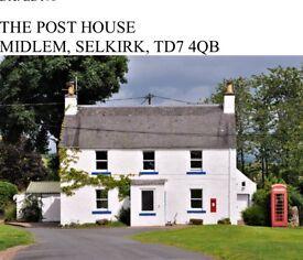 House for sale Midlem Selkirk