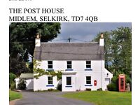 House for sale Midlem Selkirk