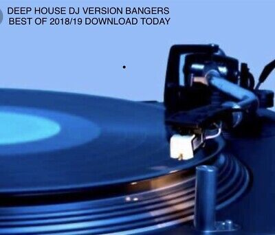 DEEP HOUSE BANGERS DJ TUNES BEST OF 2018/2019 - 2000MP3 XDJ 1000 CDJ