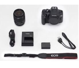 Canon 1300D DSLR camera +18-55mm lens