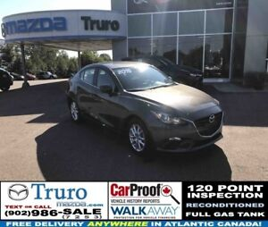 2015 Mazda Mazda3 GS! ONLY 10K!!! GS! ONLY 10,000KM!!!