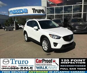 2014 Mazda CX-5 GT! LEATHER! BOSE STEREO! SUNROOF! GT! LEATHER!