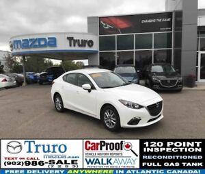 2014 Mazda Mazda3 GS! BACKUP CAM! ONLY 33K!!! GS! BACKUP CAM! ON