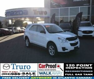 2011 Chevrolet Equinox POWER PACKAGE! ALLOY WHEELS! NEW TIRES! P